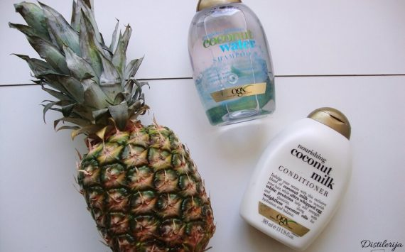 Organix recenzija – Coconut Water & Coconut Milk